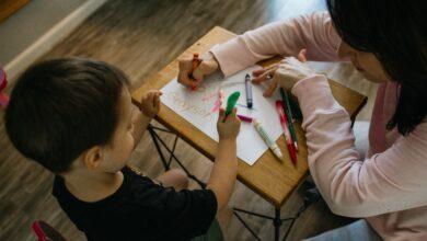 الخدمة الاجتماعية في رياض الأطفال ومراكز الشباب