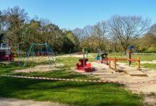 الأهالي تقتحم ملعب للأطفال في براونشفايغ