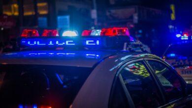 إصابة فتاة نتيجة خيط رقيق معلق بوسط الشارع بمدينة كليف